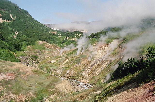 Valea gheizerelor