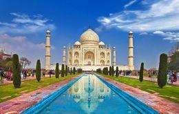India 2018 - Triunghiul de aur si Goa