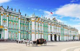 RUSIA 2018 - Sankt Petersburg si Moscova (13.05, 14.05)
