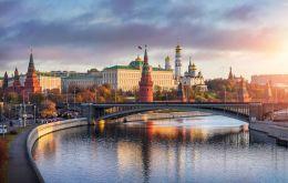 RUSIA 2018 - Moscova si Sankt Petersburg (10.05, 11.05)