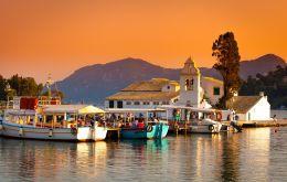 GRECIA 2018 - Paste Ortodox la Marea Ionica