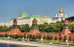 RUSIA 2018 - 1 Mai