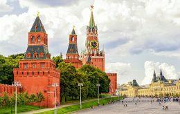 RUSIA 2018 - Paste