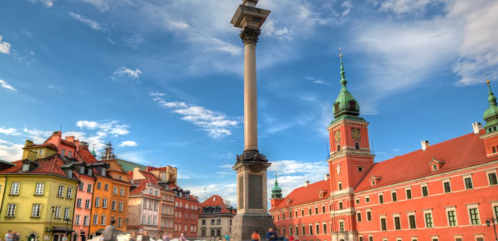 Polonia 2018 - Varsovia Si Cracovia