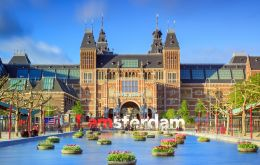 AMSTERDAM 2018 - Parada florilor