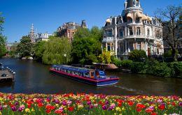 Amsterdam 2018 - Orasul Lalelelor, Muzeelor Si Al Distractiei