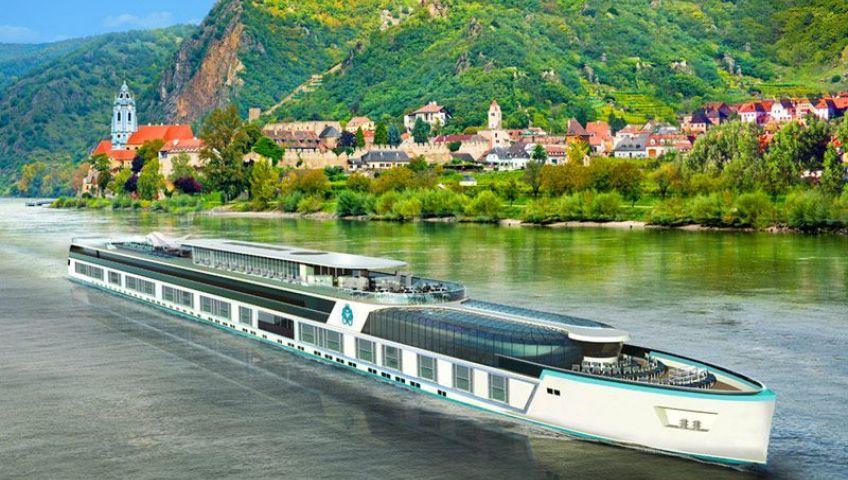 Crystal Cruises (Fluvial)