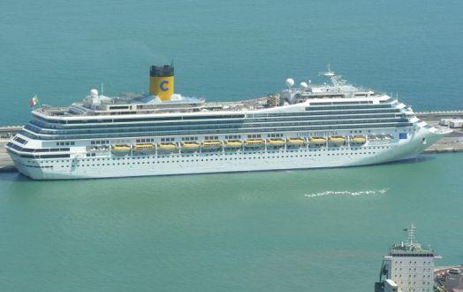 Croaziera 2020 - Mediterana de Vest, Grecia, Turcia (Savona) - Costa Cruises - Costa Fortuna - 14 nopti