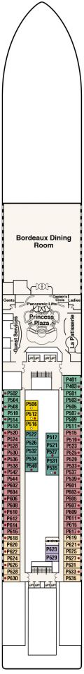 Puntea 5 - Plaza