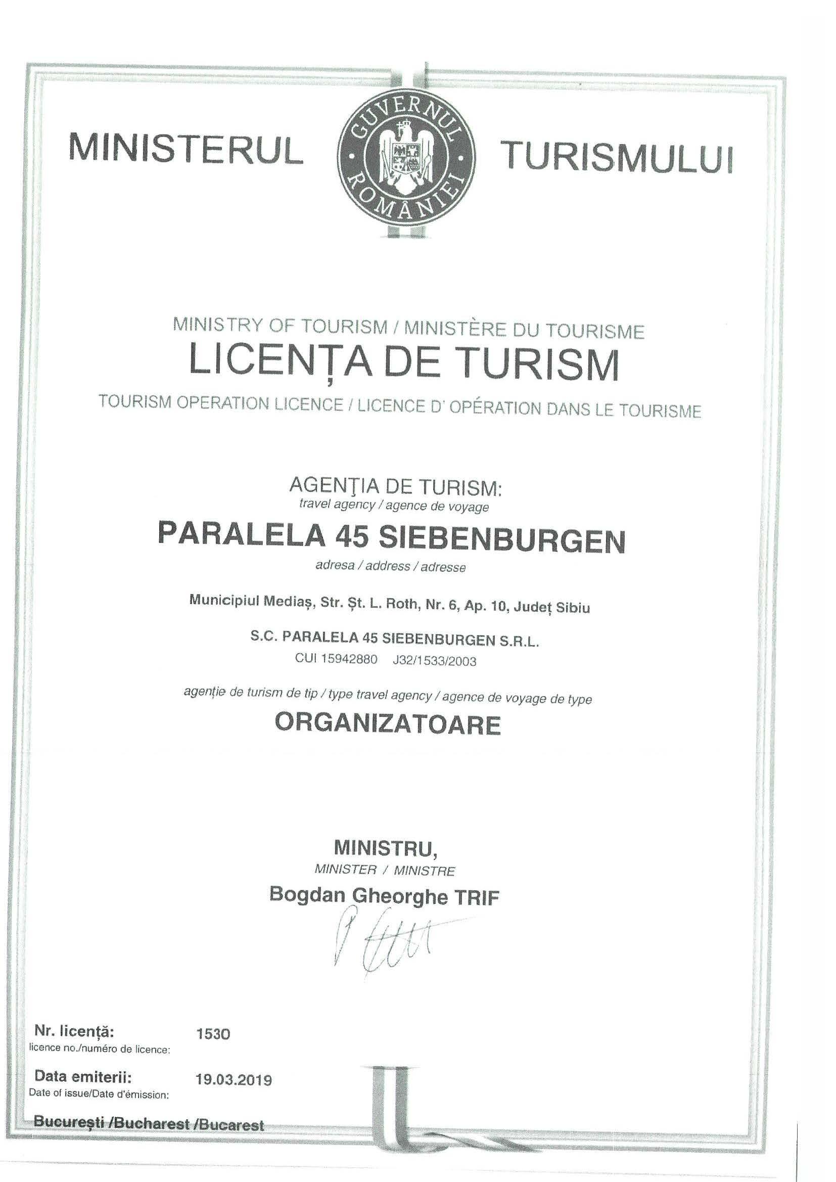 Agentia Targu Mures