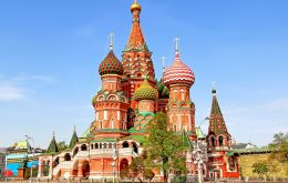 RUSIA 2018 - Primavara in Sankt Petersburg si Moscova