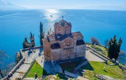 Macedonia - Albania - Grecia  2018 - Seniori In Balcani