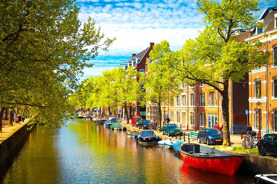 Amsterdam 2019 - Orasul Lalelelor, Muzeelor Si Al Distractiei