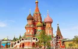 Rusia 2019 - 1 Mai