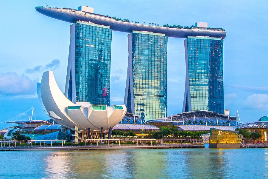 Singapore Si Bintan 2019 - Relaxare Si Modernism