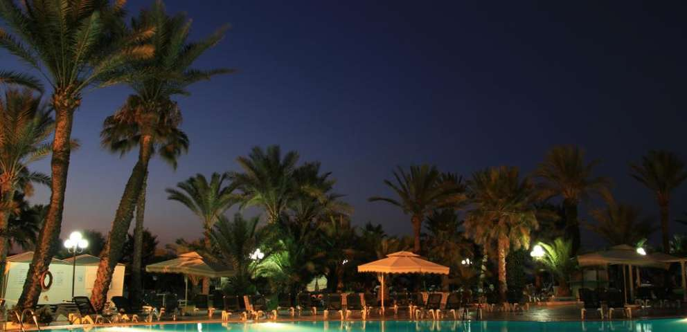 Riadh Palms Resort Spa