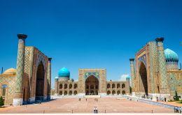 Asia Centrala 2018 - Pe Drumul Matasii