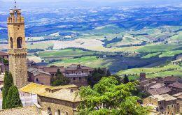 Toscana Si Cinque Terre 2018 - Simfonia Frumusetii Creata De Om Si De Natura