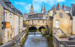 Franta - Normandia 2018
