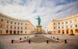 Odessa, Tiraspol, Chisinau 2018 - 100 De Ani De La Marea Unire Si Formarea Statului National Romania