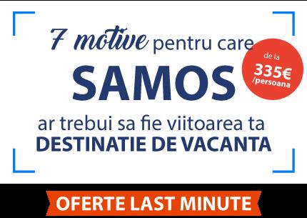 7 motive pentru care Samos ar trebui sa fie viitoarea ta  destinatie de vacanta