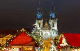 Praga 2018 - Piata De Craciun