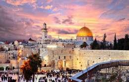 Israel 2018 - Craciun In Tara Sfanta