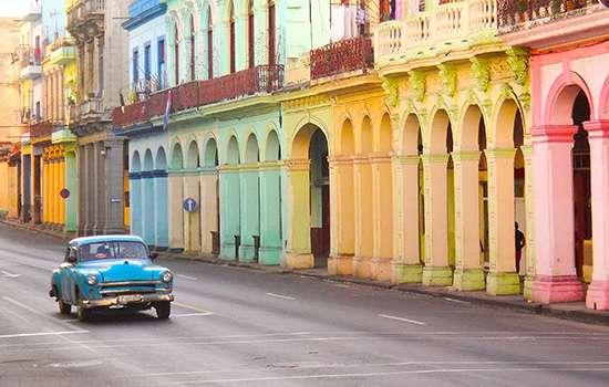 Toamna in Cuba<br> 15.10.2018