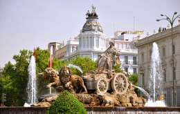 Madrid - Revelion 2019