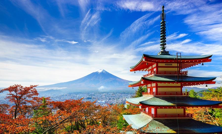 Japonia 2019 - Sarbatoarea Ciresilor In Floare