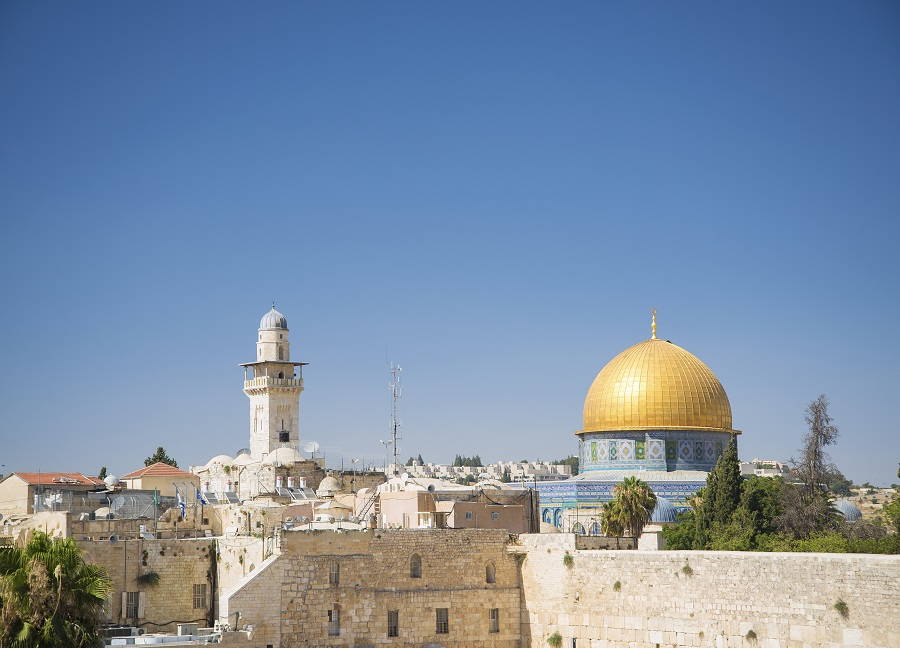 Israel Si Iordania, Din Sibiu - 1 Decembrie