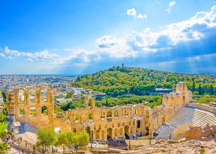 Grecia 2019 - Pelerinaj La Sfantul Andrei