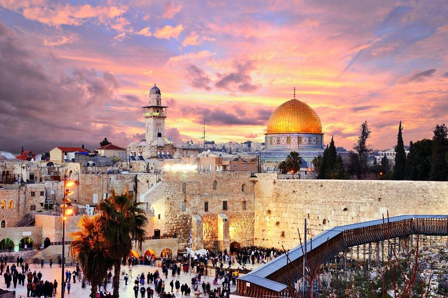 Israel Si Iordania 2019 - Plecare Din Bucuresti