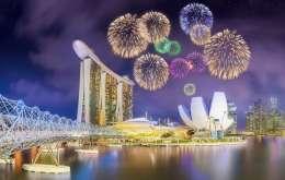 Revelion 2019 - Singapore Si Malaezia