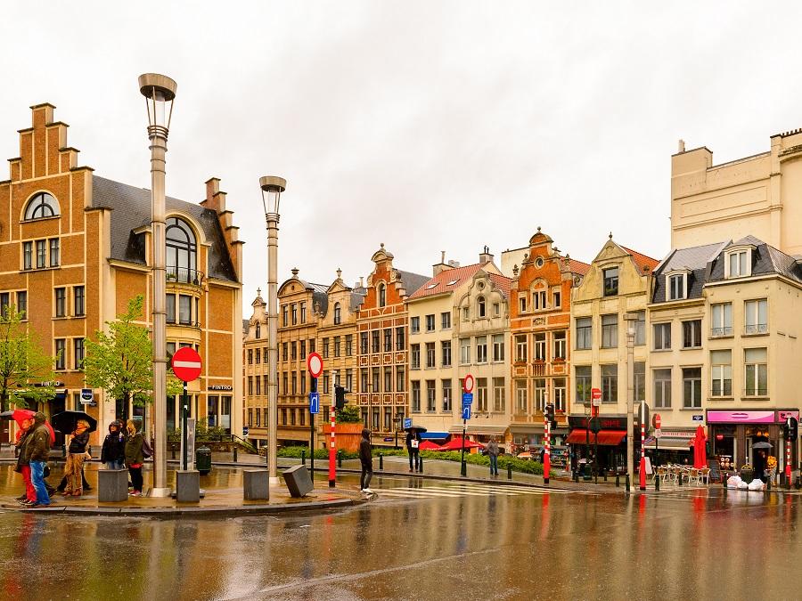 Bruxelles Si Amsterdam