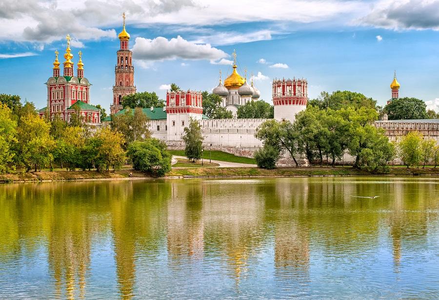Rusia 2019 - Croaziera Intre Doua Capitale ( Moscova - Sankt Petrersburg )