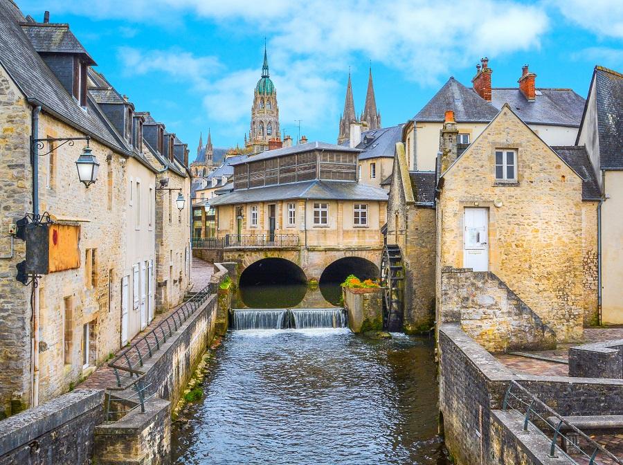 Franta 2019 - Provence Si Normandia