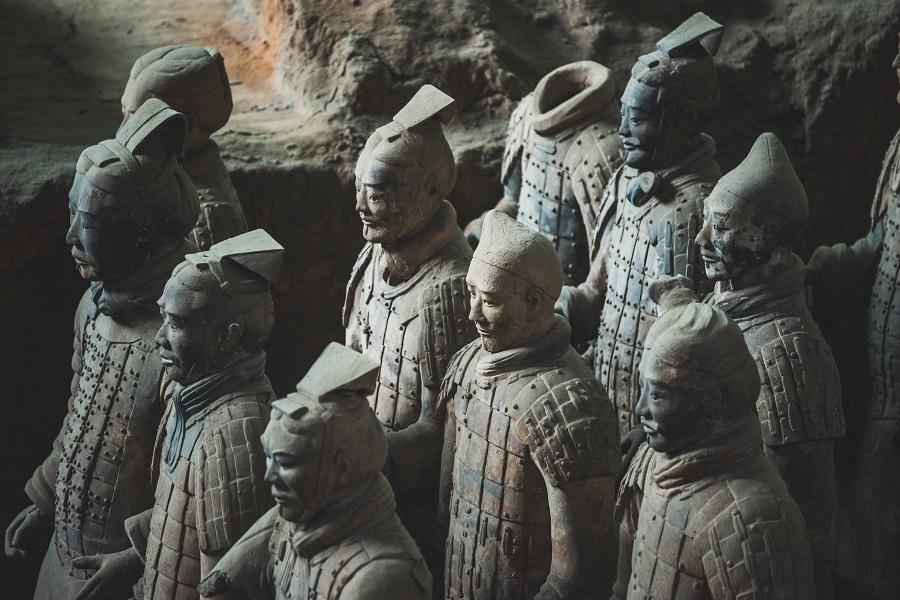 China - Soldatii De Teracota 2020