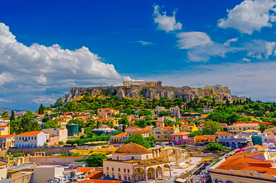 Grecia 2020 - Circuit Clasic (autocar)