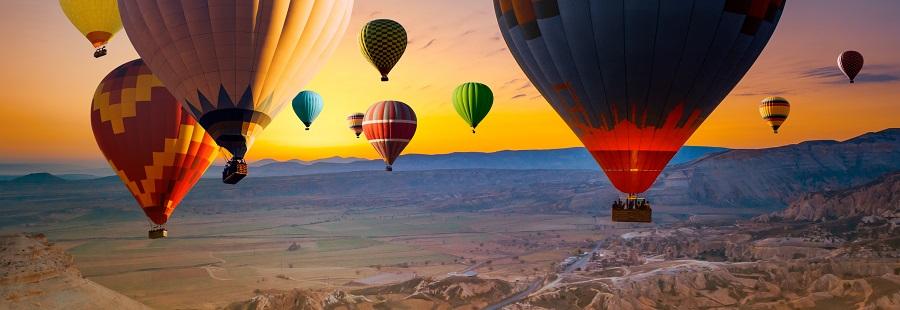 Cappadocia - Ankara - Istanbul - Paste 2020 (autocar)