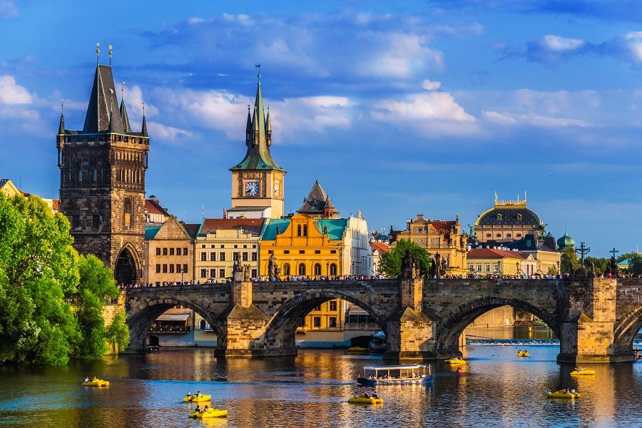 Praga - Viena - Budapesta - 2020 Autocar (seniori)