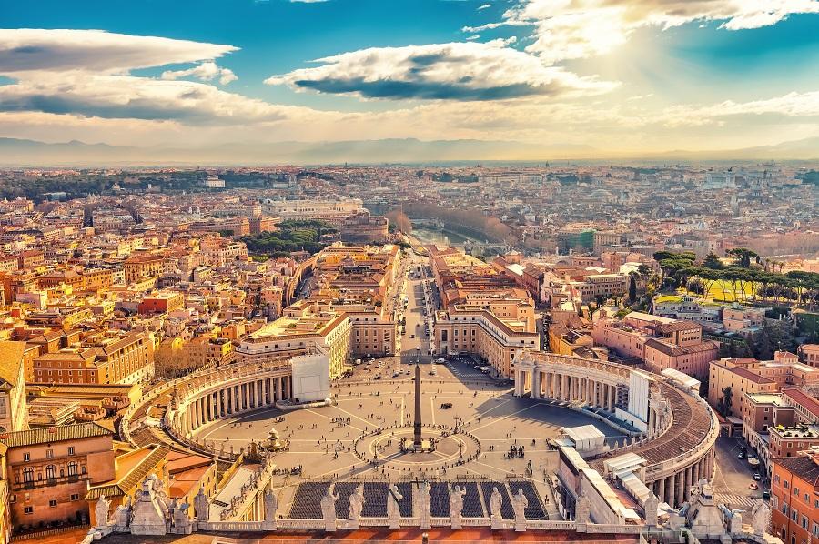 Roma - Paste Si 1 Mai 2020