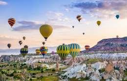 Cappadocia - Paste, 1 Mai, Rusalii 2020