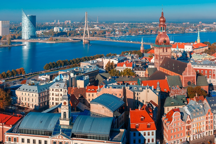 Tarile Baltice 13.08 2020