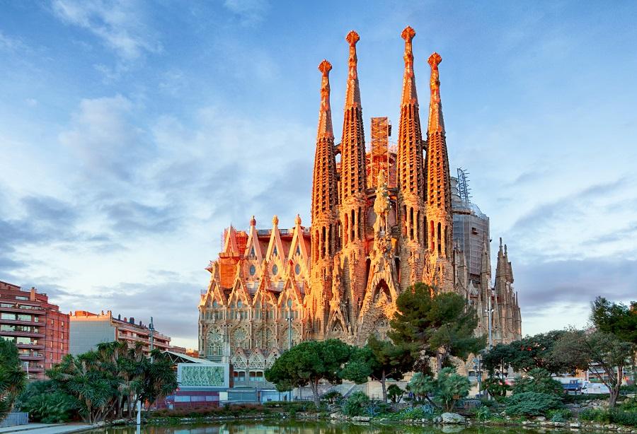 Barcelona - Revelion 2020 (grup 2)