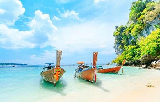 REVELION 2020 <br> THAILANDA