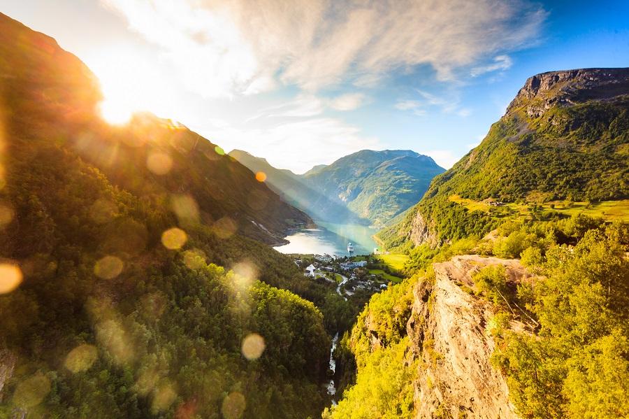 Fiordurile Norvegiei - Plecare Din Sibiu 2020