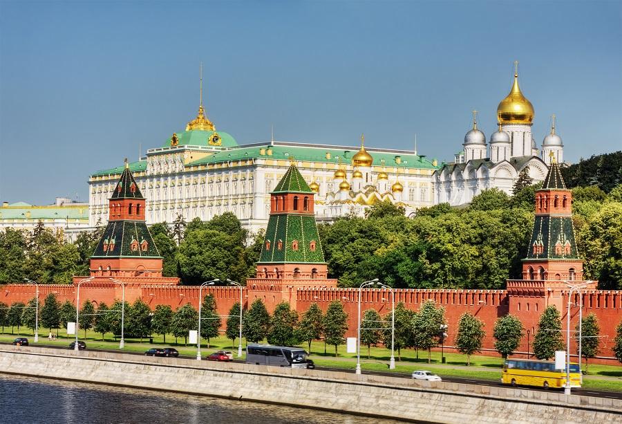 Rusia - Primavara 2020