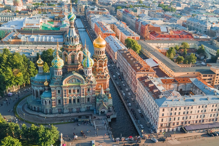 Rusia - Seniori 2020