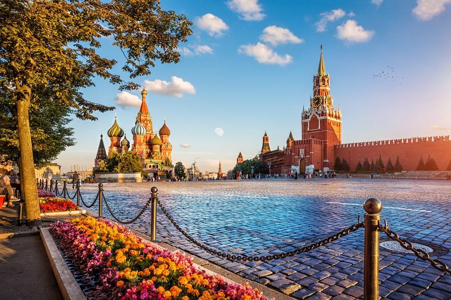 Rusia - Sankt Petersburg 2020